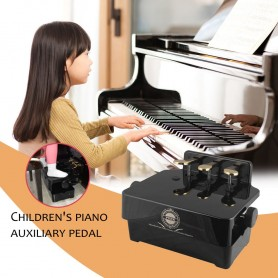 PIANO EXTENDER (BỤC NỐI PEDAL CHO TRẺ NHỎ HỌC PIANO) - 3 PEDALS
